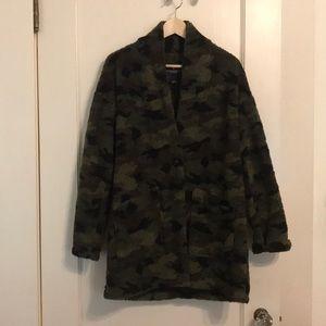 American Eagle Camo Jacket